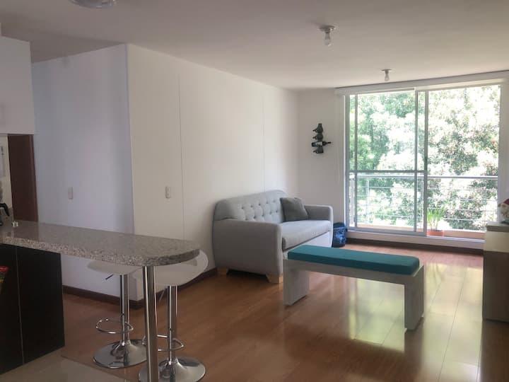 Apartamento amoblado 3 alcobas  Tocancipá