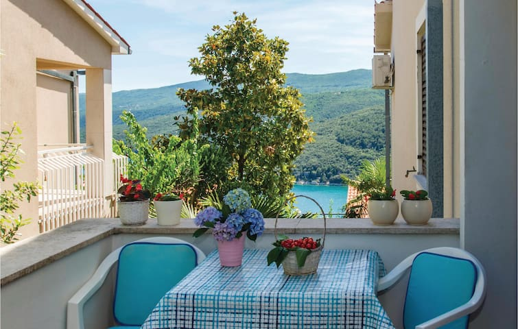 Holiday apartment with 1 room on 22m² in Rabac