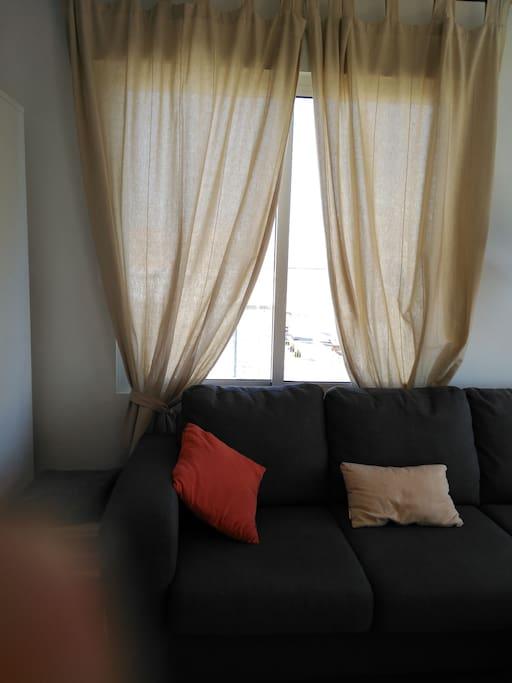 Salon, livingroom