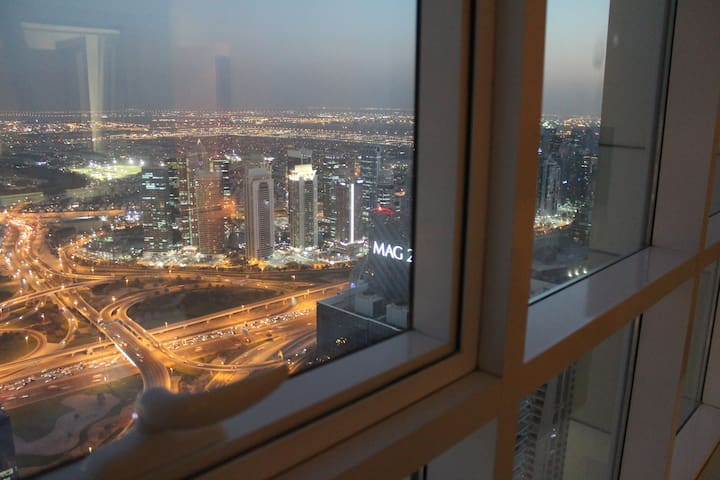 The best view in Town in Duplex Penthouse