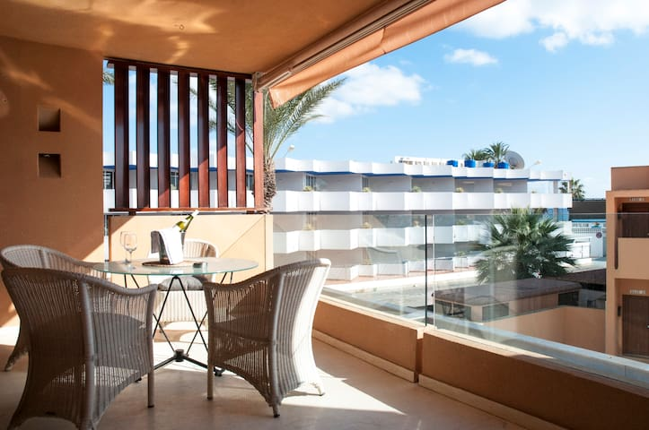 Great flat in Playa den Bossa