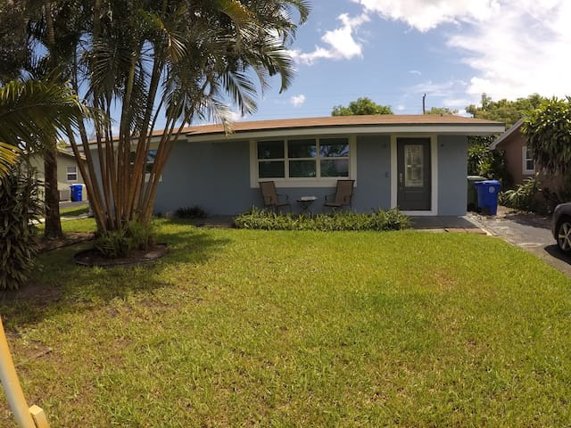 Cozy Private Room in Pembroke Pines/Hollywood FL
