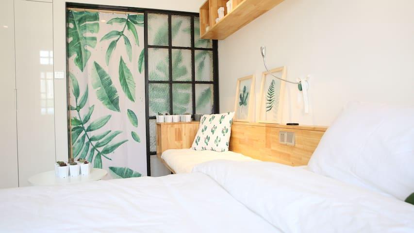Cozy Studio Room in Xintiandi, Centre of Shanghai