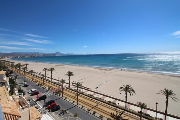 Charming house just 10 min from El Campello beach