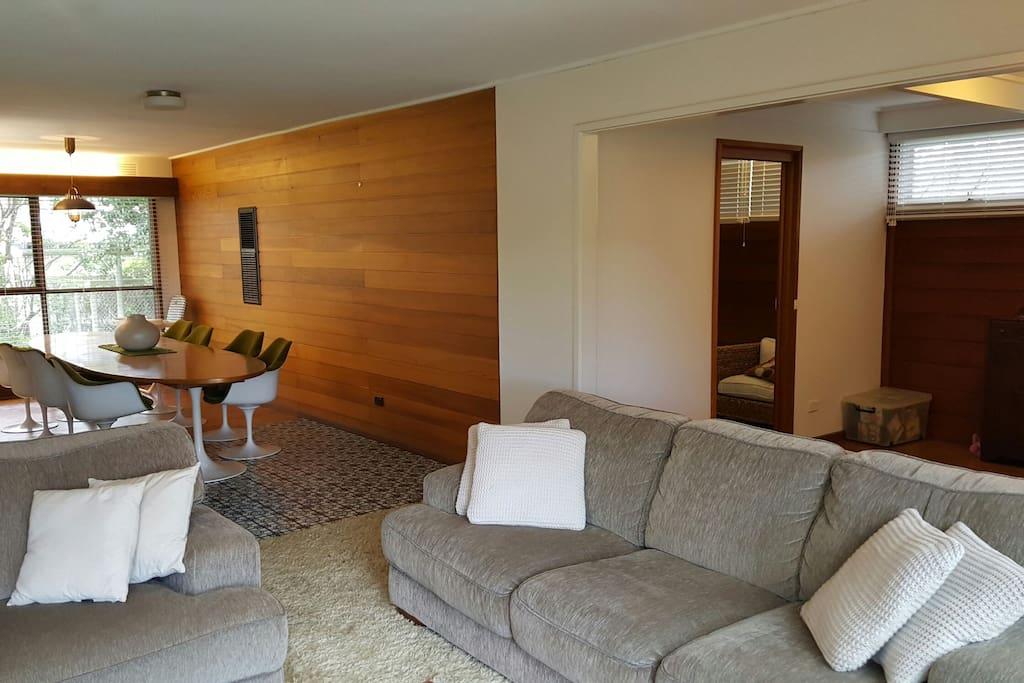 Lounge Room & Dinning Room