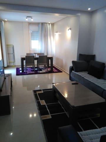 BEL APPARTEMENT  TANGER BEACH - Tangier - Appartement