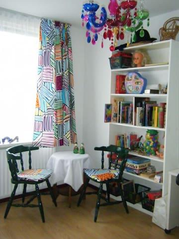 eenvoudige eenpersoonskamer