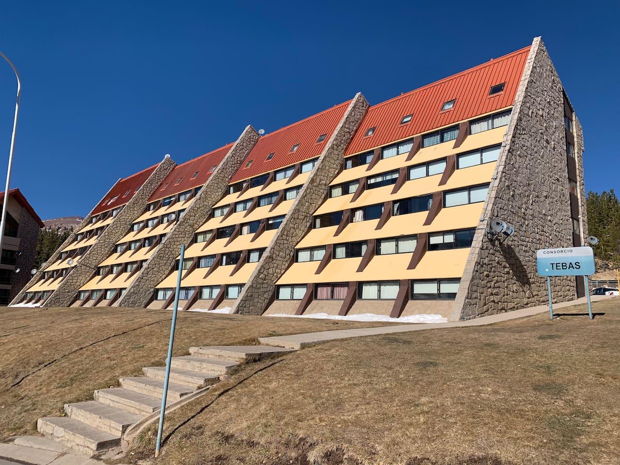 Edificio Tebas