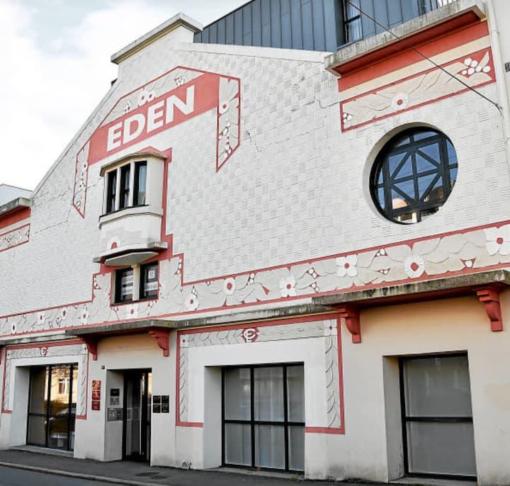 L'Eden - Loft de 65 m2 hyper centre de Vannes