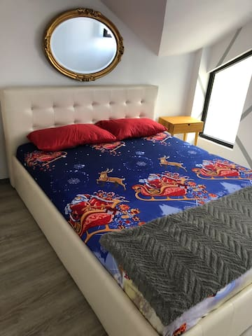 Lux Apartament Central 4persons Wifi/Parking Free