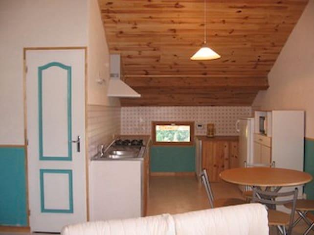 Perce-Neige Appartement confortable et indépendant - Septmoncel