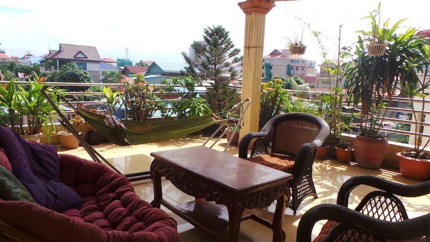 Green lookout - Phnom Penh - Apartment