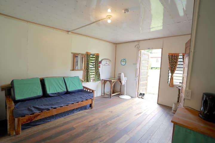 Mayflower Cabin