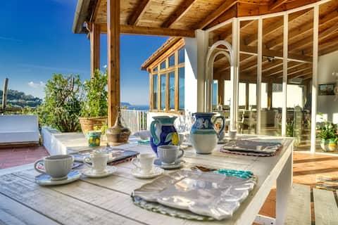 Villa Lorelei [ Room & Private Terrace ]