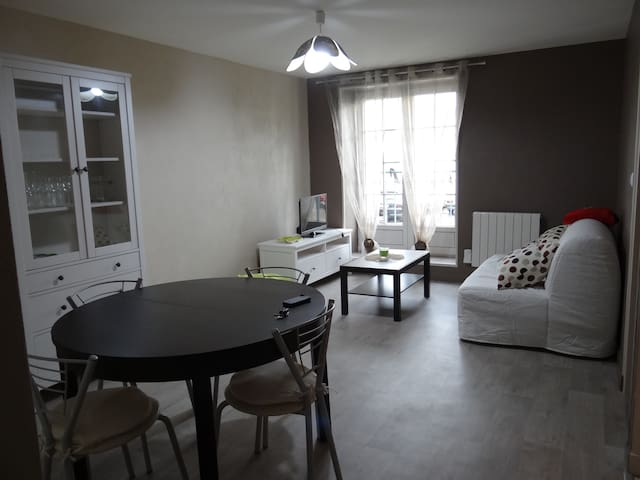 Appartement Nantes Centre en bordure de Loire
