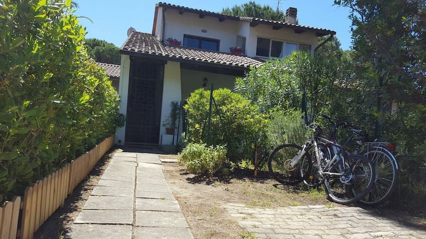 2-room apartment near the beach in Maremma Toscana - Principina A Mare - Radhus