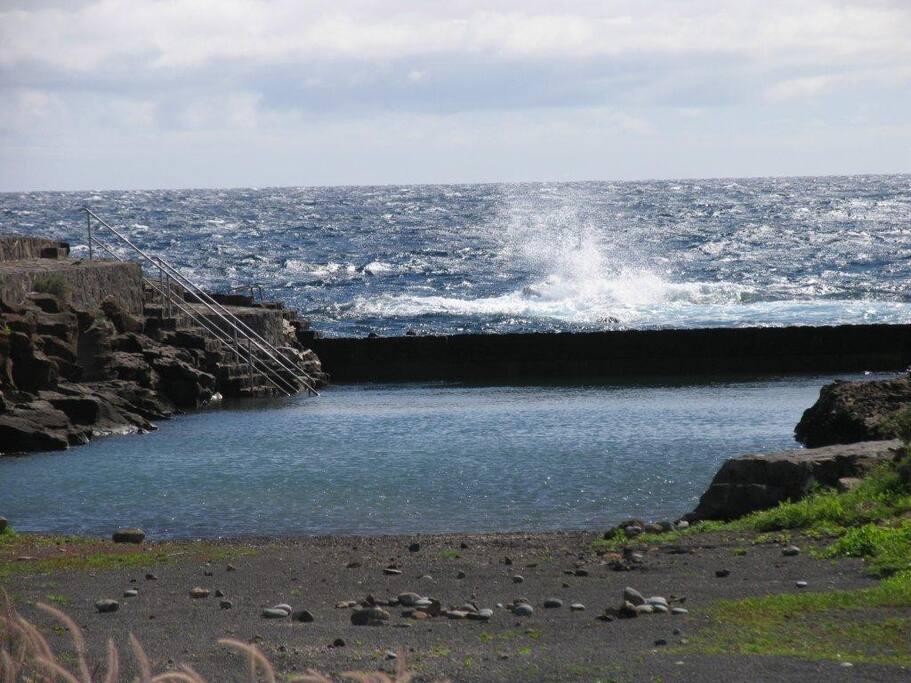 Meerwasserschwimmbad