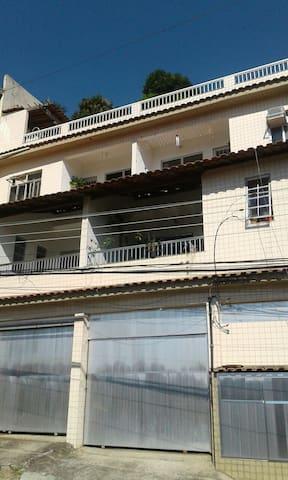 QUARTO PARA OLIMPÍADA OU TEMPORADA - Rio de Janeiro - Apartment