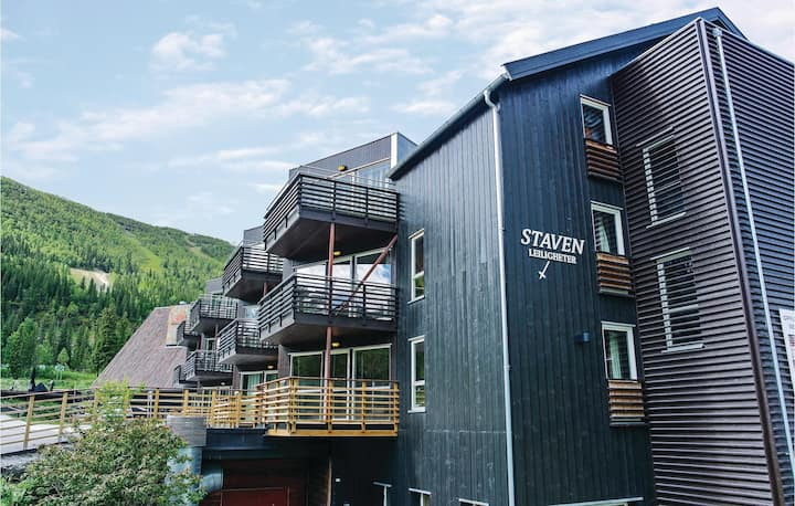 Amazing home in Hemsedal with Sauna, WiFi and 2 Bedrooms