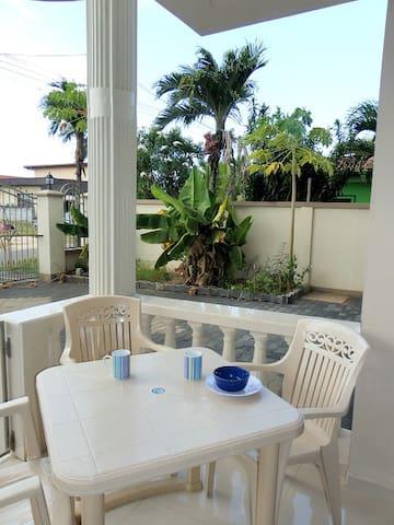 Vakantieappartement Hermes - Paramaribo - Apartment