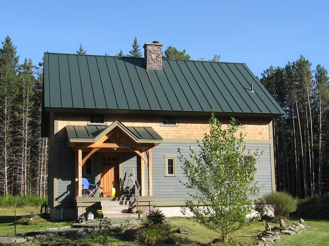 Mad River Valley Cozy Mountain Home - Moretown - Casa