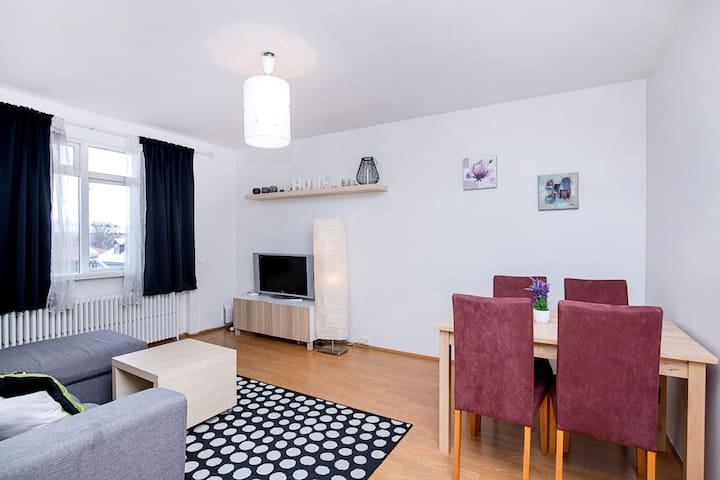 Central Downtown 101 & Free Parking - Reykjavik - Appartamento