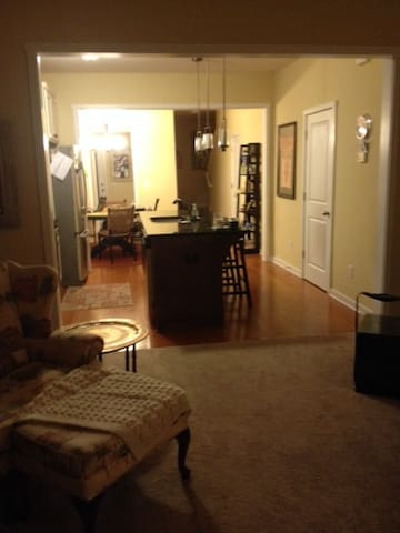 Nicely Decorated Town Home End Unit - Summerville - Townhouse