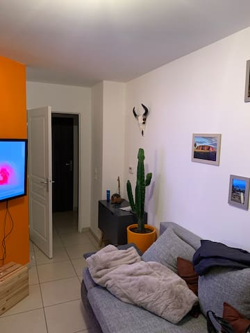 Appartement T2 complet