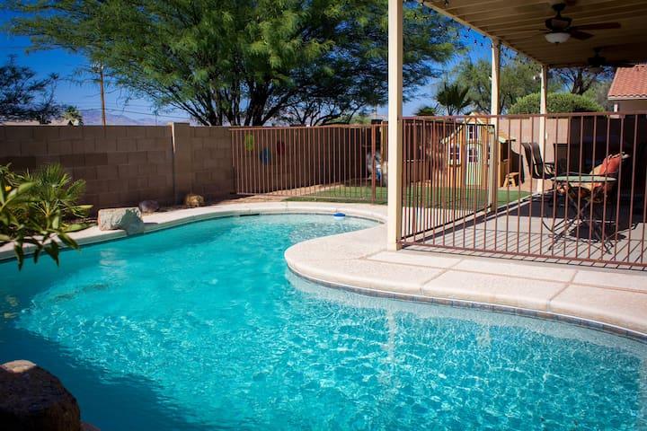 Vista del Sol, Heated Pool! - Tucson - Casa