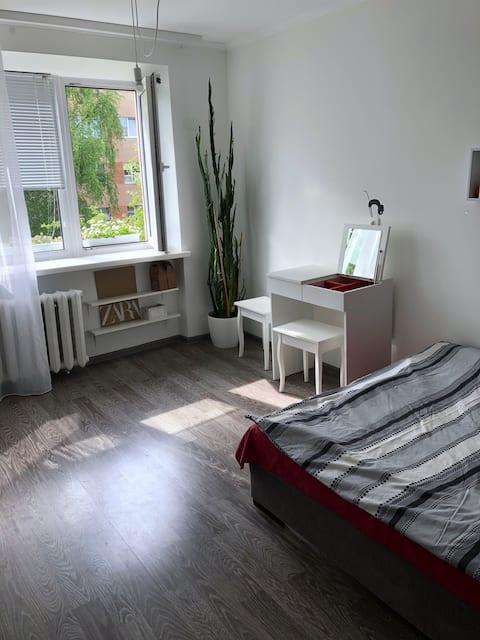 Чистенька смарт квартира