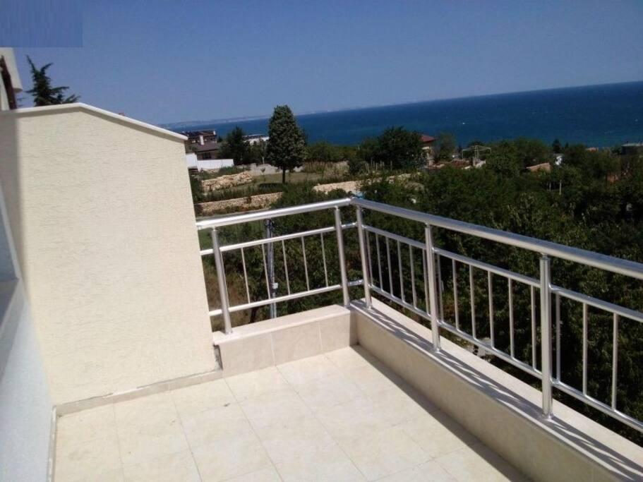 Sea view & Terrace