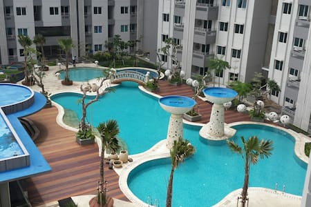 35 meter square 1BR with balcony - Kalideres - 公寓