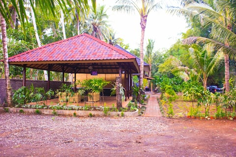 Red Island Villa King Beds