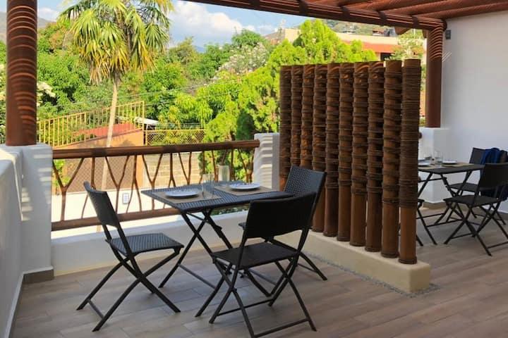 Villas Sunrisa en Zihuatanejo -2bedrooms+kitchen