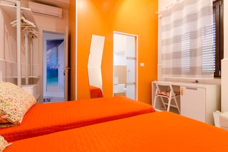 ORANGE ROOM - Reggio Calabria - Dom