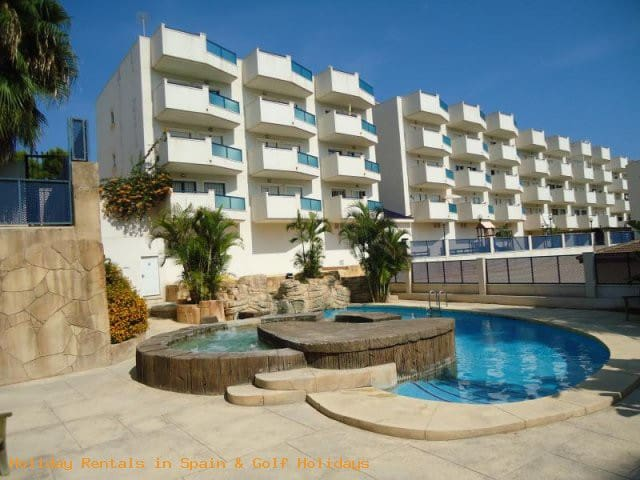 La Zenia 2 Bed Penthouse Apartment (B2)