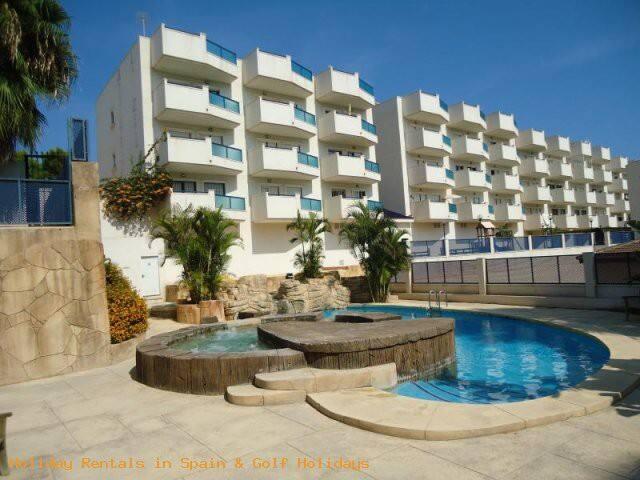 La Zenia 2 Bed Penthouse Apartment (B2) - La Zenia - Apartemen