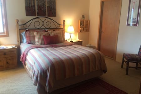 Big Room & Living Area - on Free Bus Route - Vail