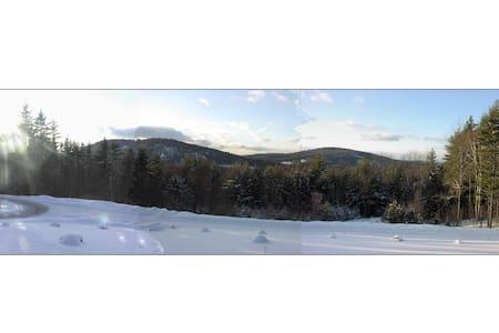 Adirondack Ski Rental in a Private World - Chestertown