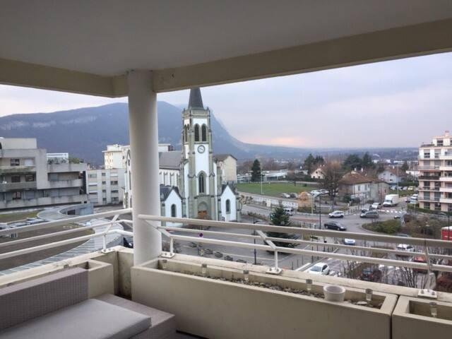 Annemasse : appartement proche de Genève