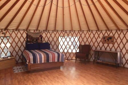 Tierra del Cielo yurt - Santa Margarita