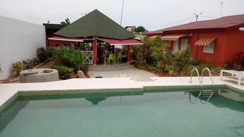 villa des jardins