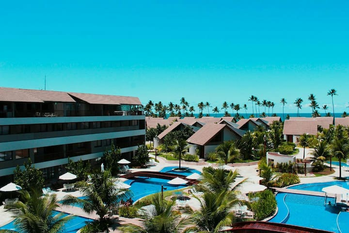 LUXURY FLAT BEACH PORTO DE GALINHAS