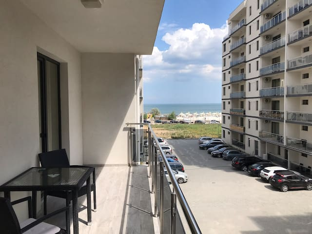 ALMIGAS Apartment - 50m  to the beach☀️