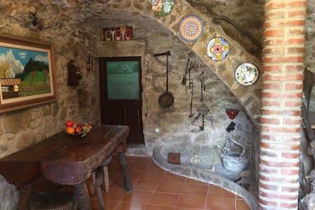 Magnifica casa rural con jardín - Monistrol de Calders - Hus
