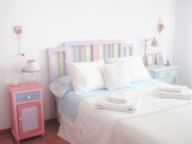 LOVELY DOUBLE ROOM (BREAKFAST INC.) - Plasencia - Townhouse
