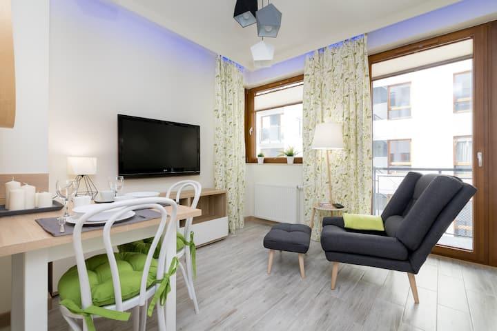 Warszawa Zachodnia Apartment