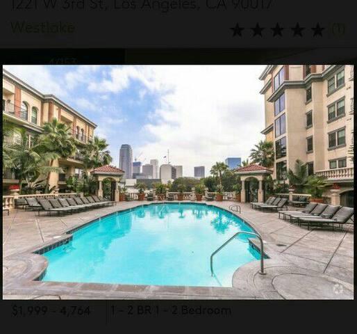 Studio in LA - Los Angeles - Apartemen