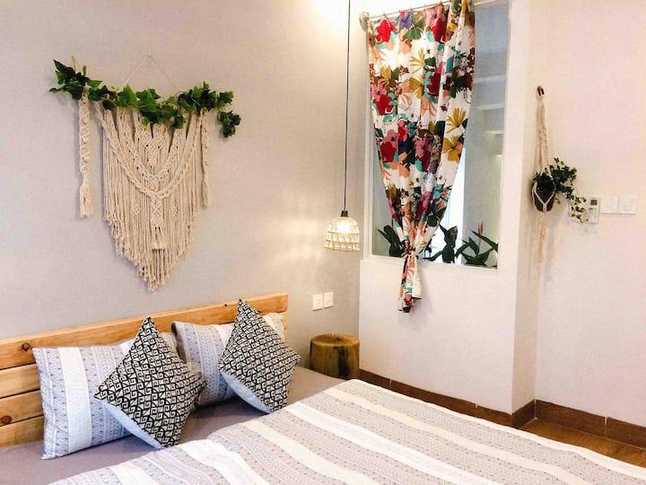 Cô Thương Homestay Danang  - Double private room