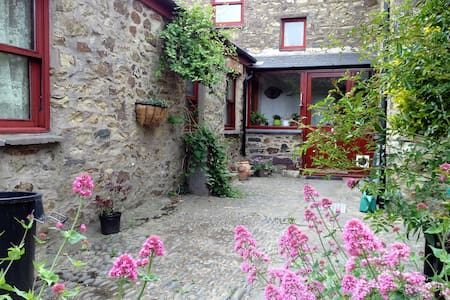 The Annexe to Delfryn (3 other cottages on site) - Solva - Annat